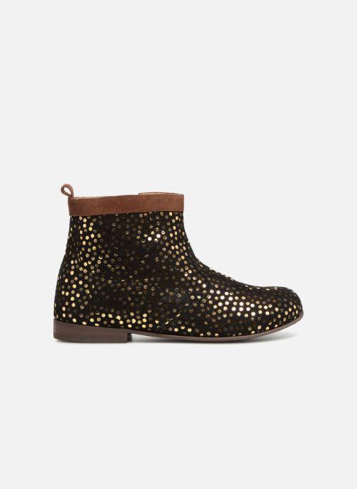 Boots en enkellaarsjes PèPè Elga Bruin achterkant