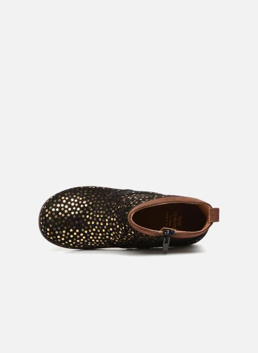 Boots en enkellaarsjes PèPè Elga Bruin links