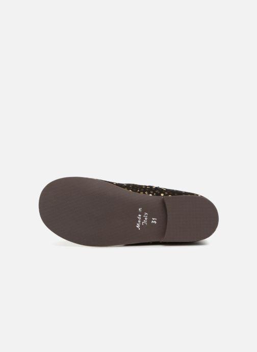 Boots en enkellaarsjes PèPè Elga Bruin boven