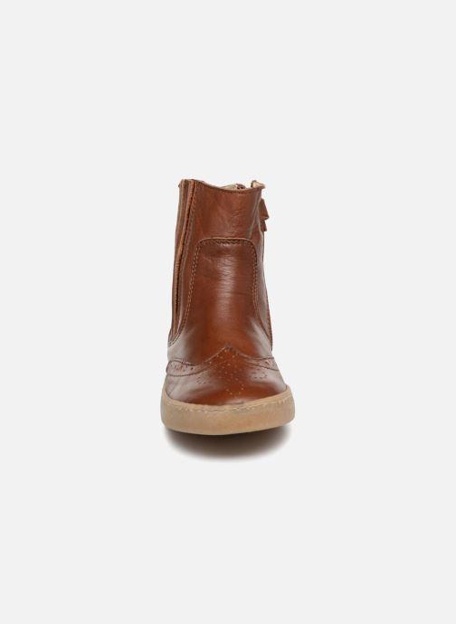Bottines et boots PèPè Pal Marron vue portées chaussures