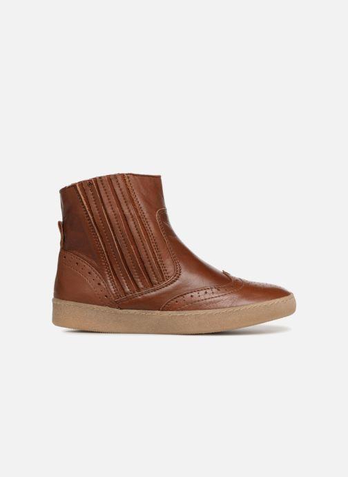 Boots en enkellaarsjes PèPè Pal Bruin achterkant