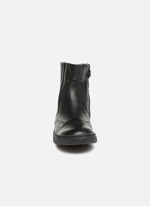Bottines et boots PèPè Pal Noir vue portées chaussures