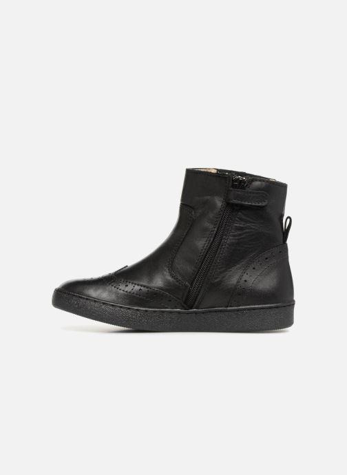 Bottines et boots PèPè Pal Noir vue face