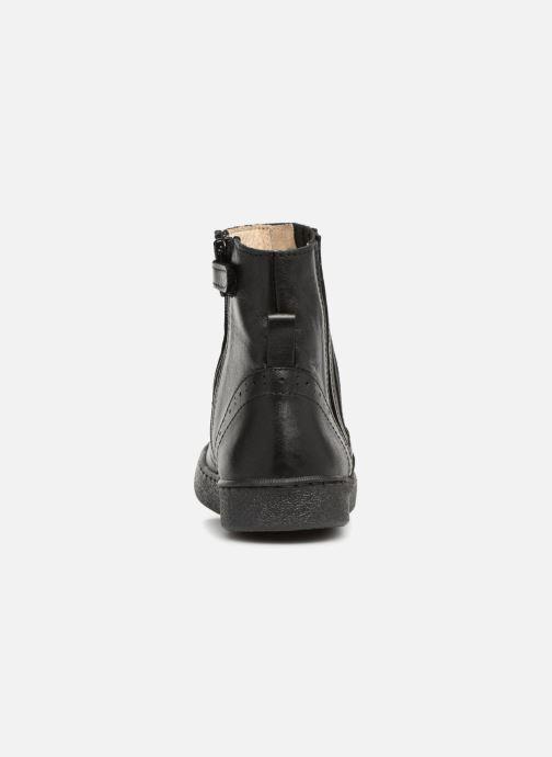 Bottines et boots PèPè Pal Noir vue droite