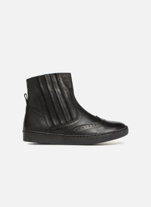 Bottines et boots PèPè Pal Noir vue derrière