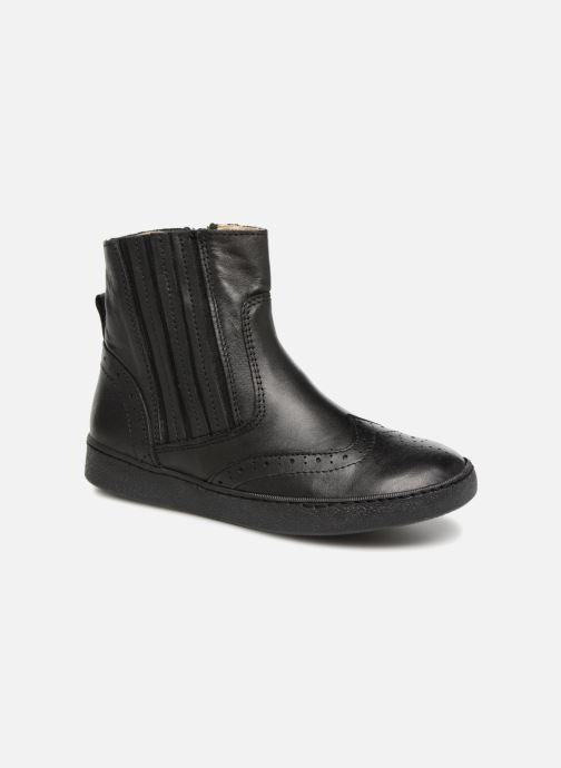 Bottines et boots PèPè Pal Noir vue détail/paire