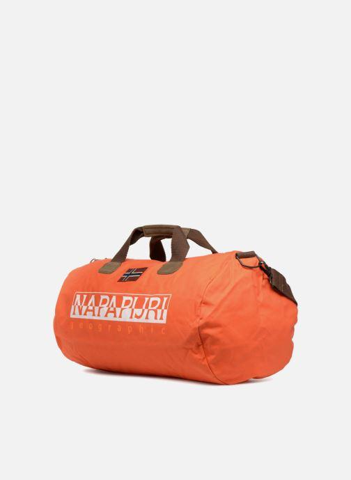 Sporttassen Napapijri Bering 1 Oranje model