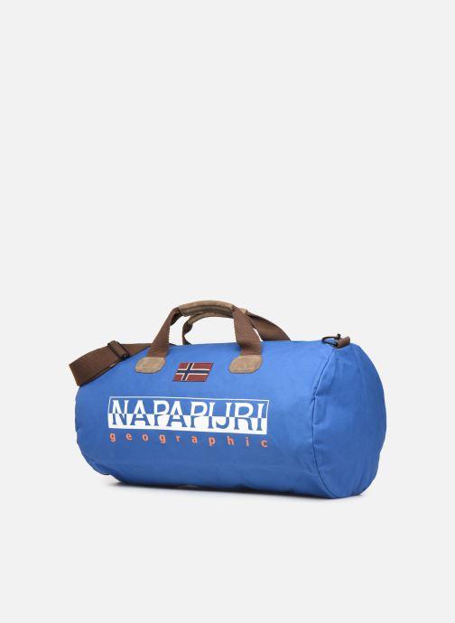 Sacs de sport Napapijri Bering 1 Bleu vue portées chaussures