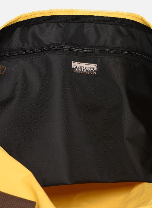 Sporttassen Napapijri Bering 1 Geel achterkant