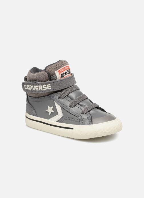 Converse Pro Blaze Strap Hi (Grigio) Sneakers chez Sarenza