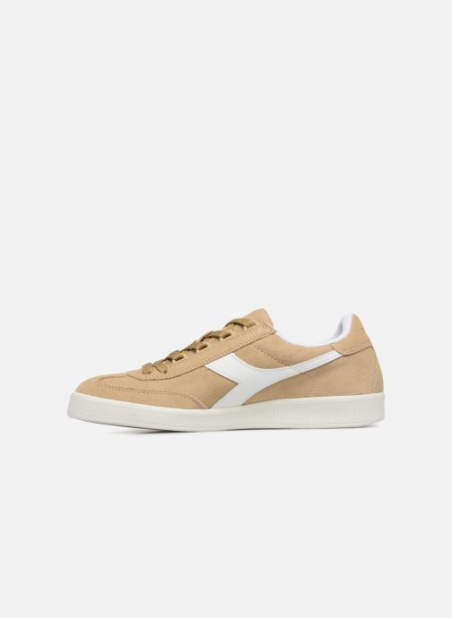 Baskets Diadora B.ORIGINAL Beige vue face
