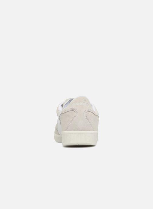 Baskets Diadora B.ORIGINAL Blanc vue droite