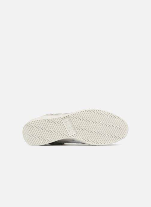 Baskets Diadora B.ORIGINAL Blanc vue haut