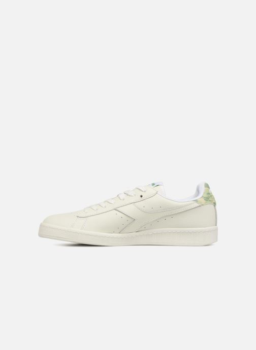 Trainers Diadora GAME L LOW CAMO White front view