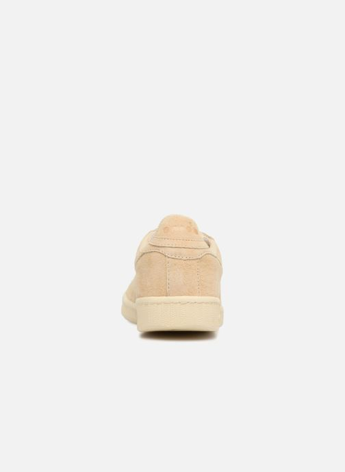 Baskets Diadora GAME LOW S W Beige vue droite