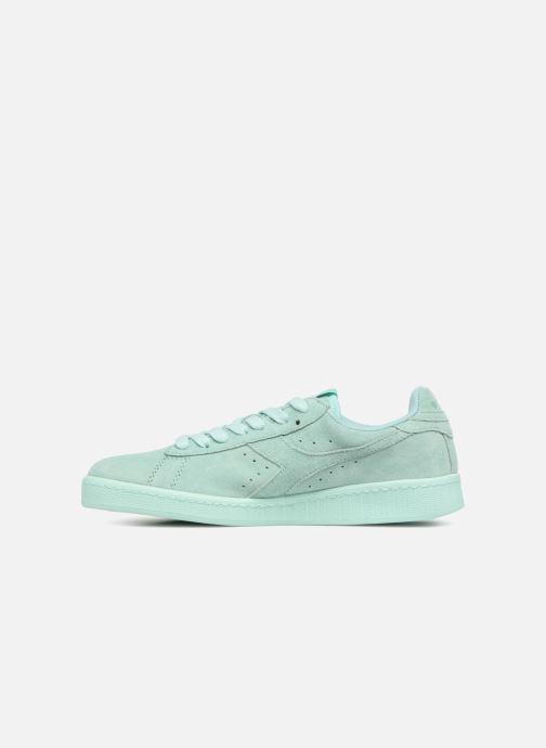Sneakers Diadora GAME LOW S W Groen voorkant