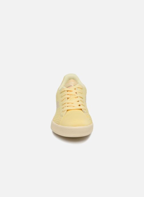 Sneakers Diadora GAME WEAVE W Geel model