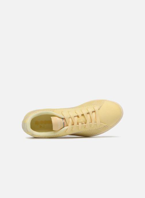 Sneakers Diadora GAME WEAVE W Geel links