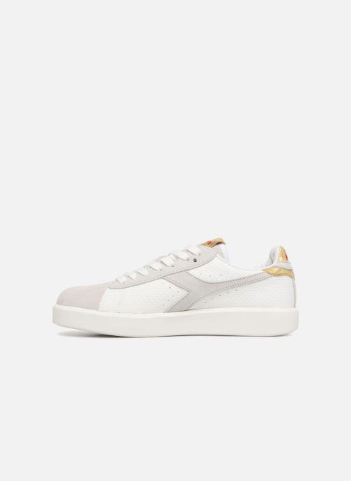 Sneaker Diadora GAME WIDE XMAS weiß ansicht von vorne