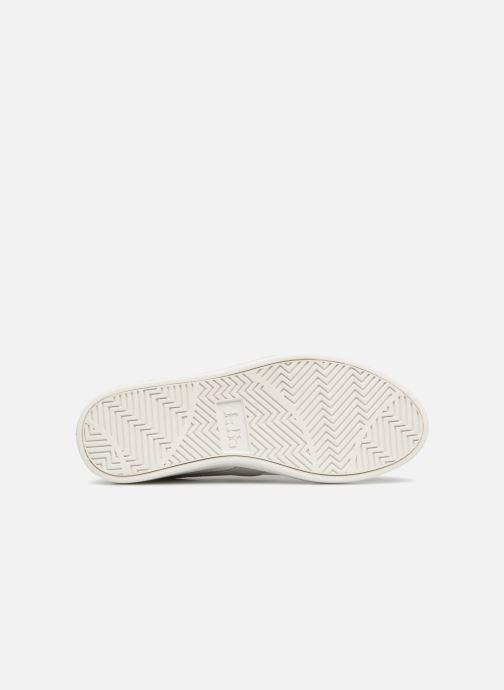 Sneaker Diadora GAME WIDE XMAS weiß ansicht von oben
