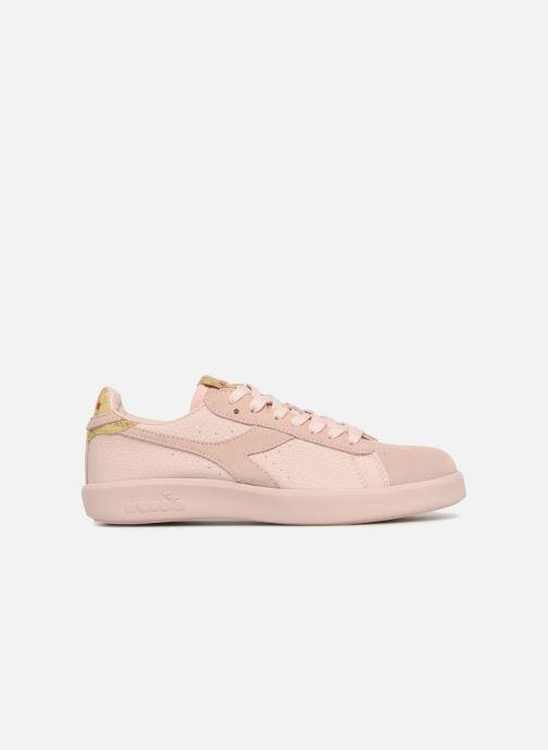Sneakers Diadora GAME WIDE XMAS Roze achterkant