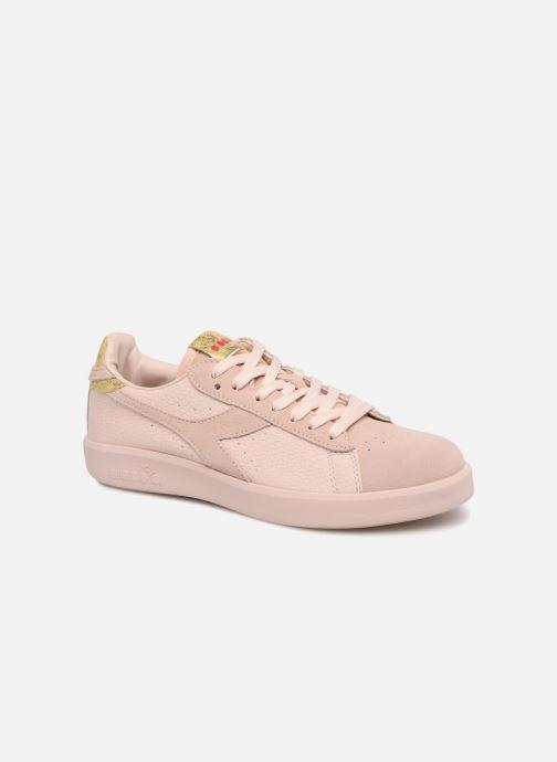 Sneakers Diadora GAME WIDE XMAS Roze detail