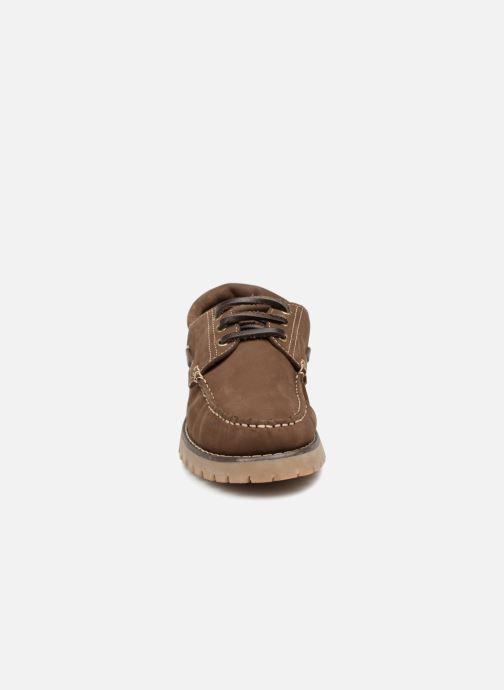Zapatos con cordones Roadsign ULTIME Marrón vista del modelo