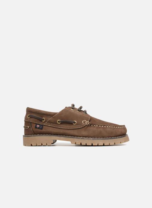 Chaussures à lacets Roadsign ULTIME Marron vue derrière