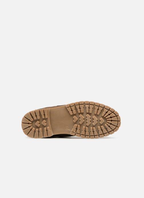 Chaussures à lacets Roadsign ULTIME Marron vue haut