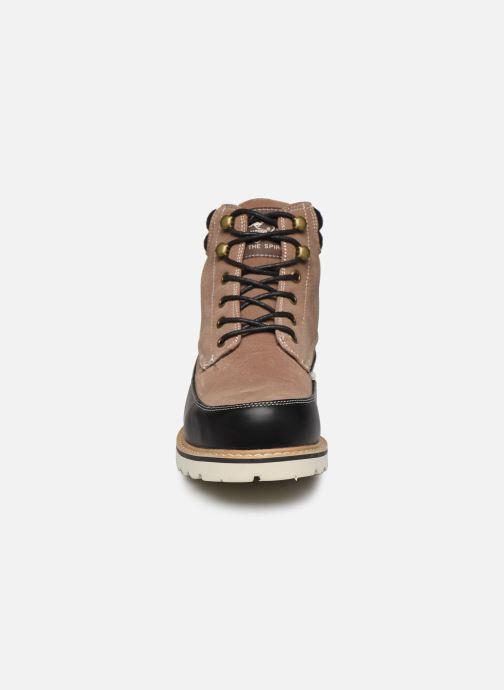 Bottines et boots Roadsign DACILO Beige vue portées chaussures