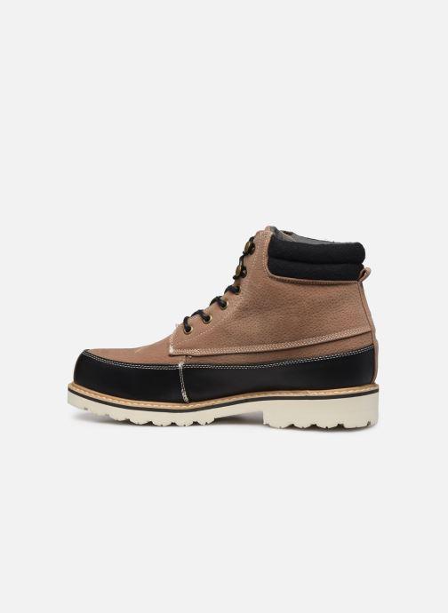 Bottines et boots Roadsign DACILO Beige vue face