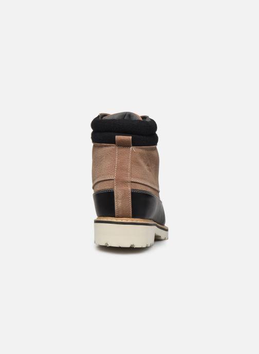 Bottines et boots Roadsign DACILO Beige vue droite