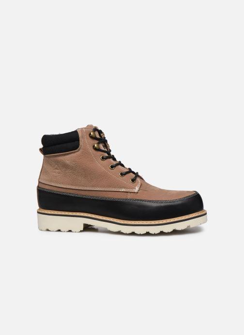 Bottines et boots Roadsign DACILO Beige vue derrière