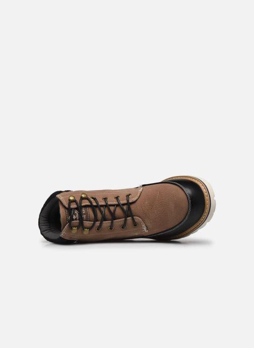 Bottines et boots Roadsign DACILO Beige vue gauche