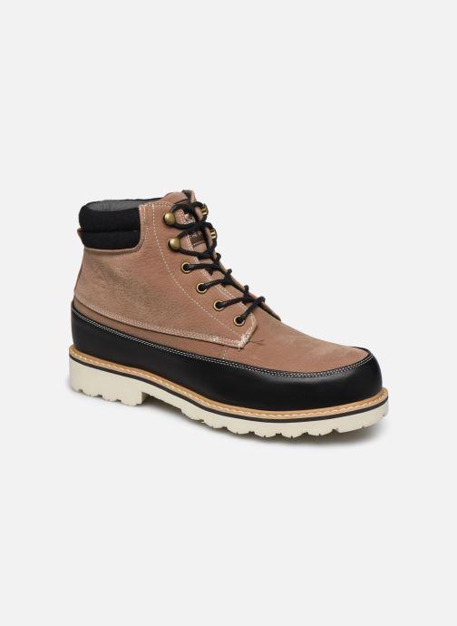 Bottines et boots Roadsign DACILO Beige vue détail/paire