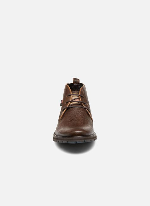 Lace-up shoes Roadsign LIRISE Brown model view