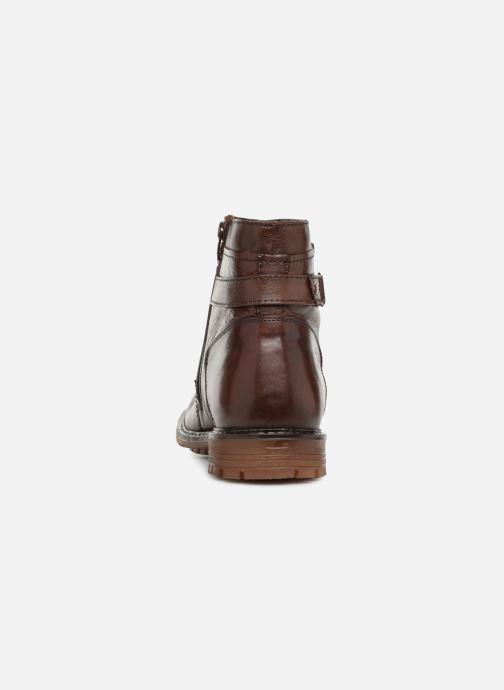 Bottines et boots Roadsign INDOU Marron vue droite