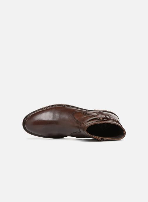 Bottines et boots Roadsign INDOU Marron vue gauche
