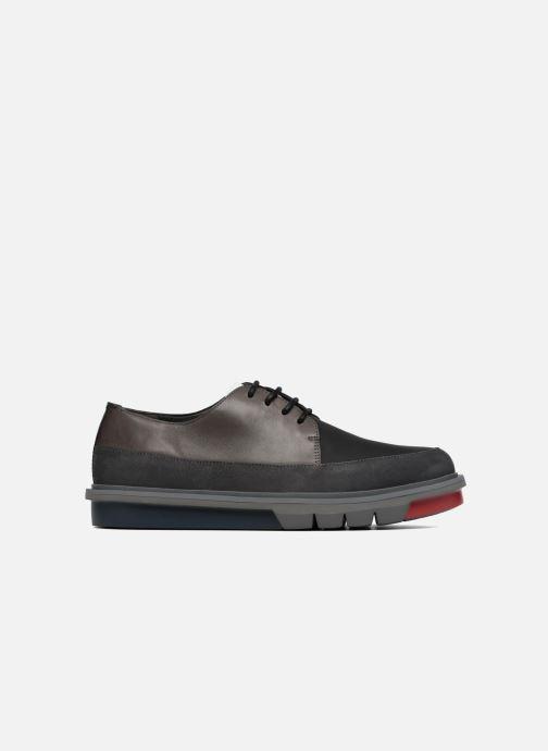 Chaussures à lacets Camper Mateo Marron vue derrière