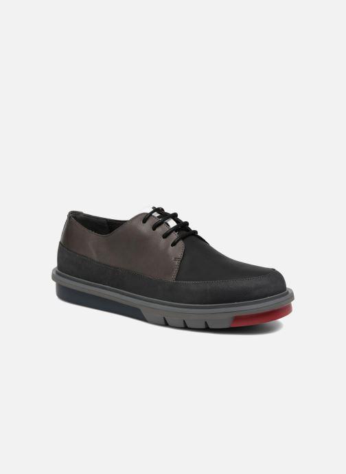 Chaussures à lacets Camper Mateo Marron vue détail/paire