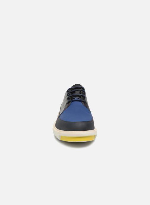 Chaussures à lacets Camper Mateo Bleu vue portées chaussures