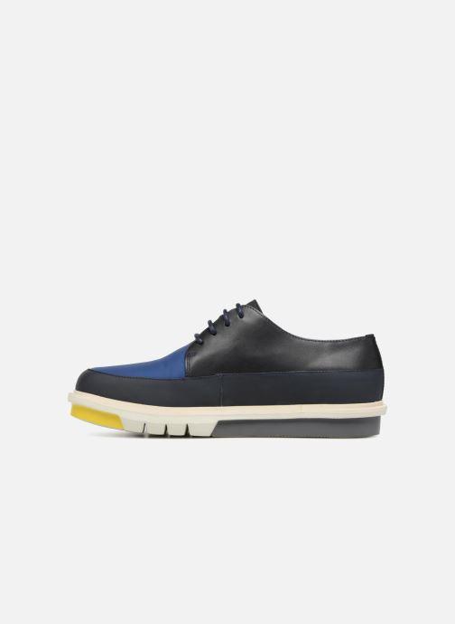 Chaussures à lacets Camper Mateo Bleu vue face