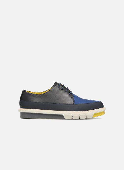 Chaussures à lacets Camper Mateo Bleu vue derrière