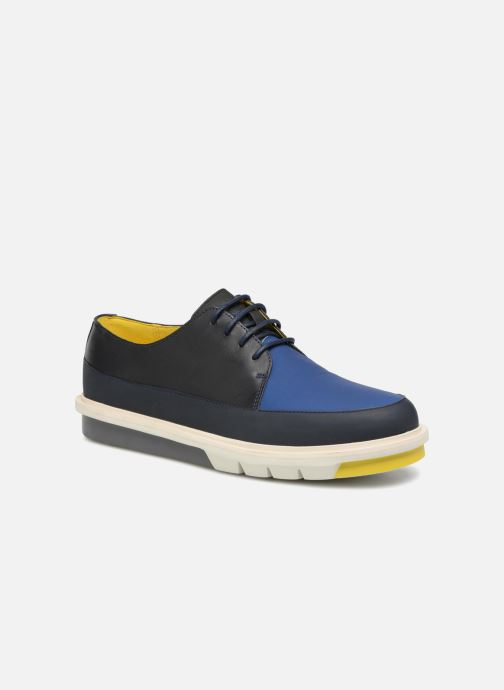Chaussures à lacets Camper Mateo Bleu vue détail/paire