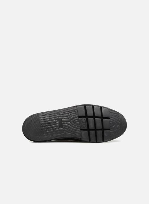 Chaussures à lacets Camper Mateo Gris vue haut