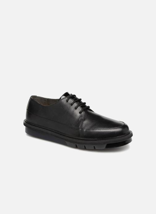 Chaussures à lacets Camper Mateo Gris vue détail/paire