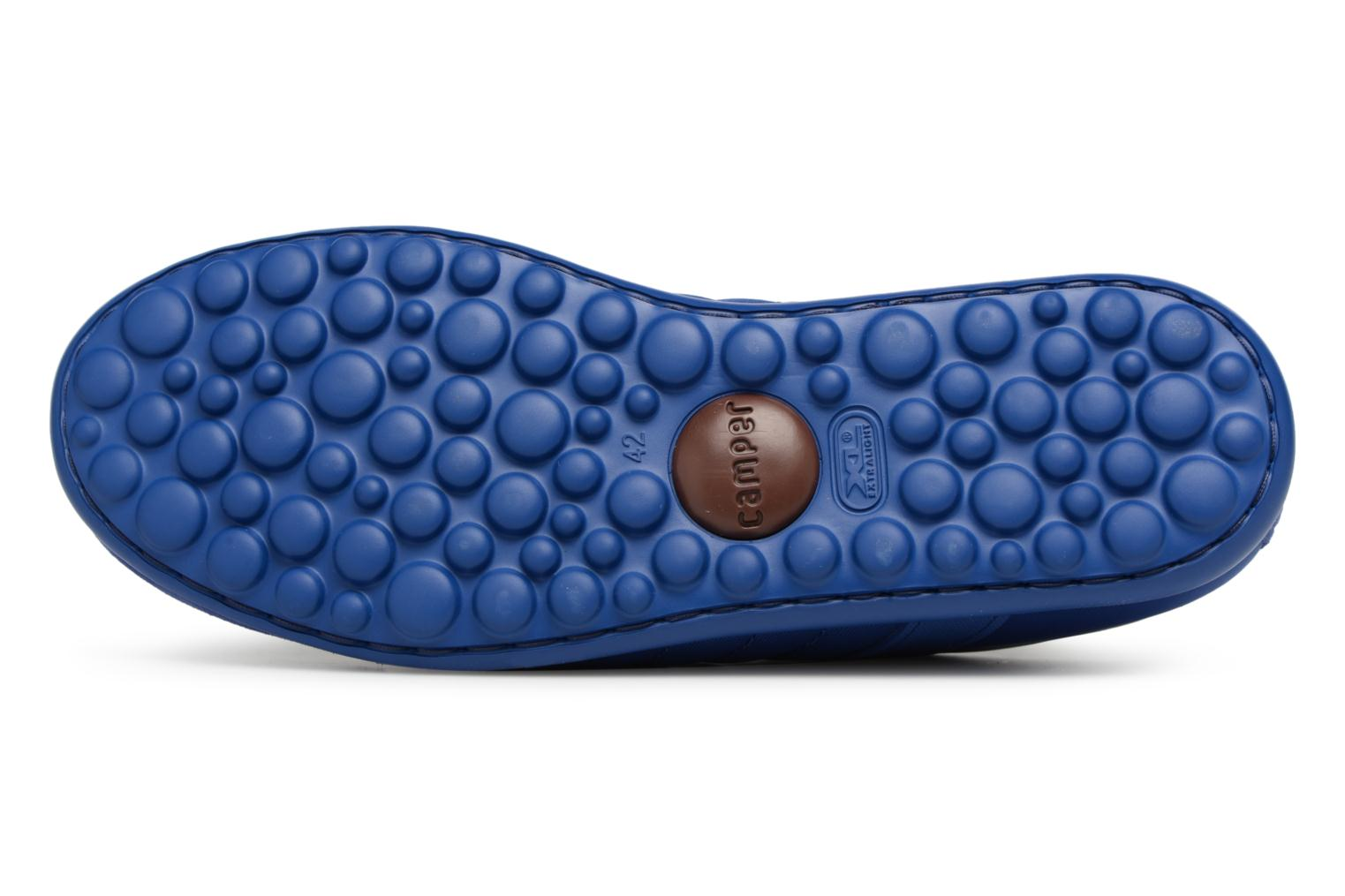 Trainers Camper Pelotas XL Blue view from above