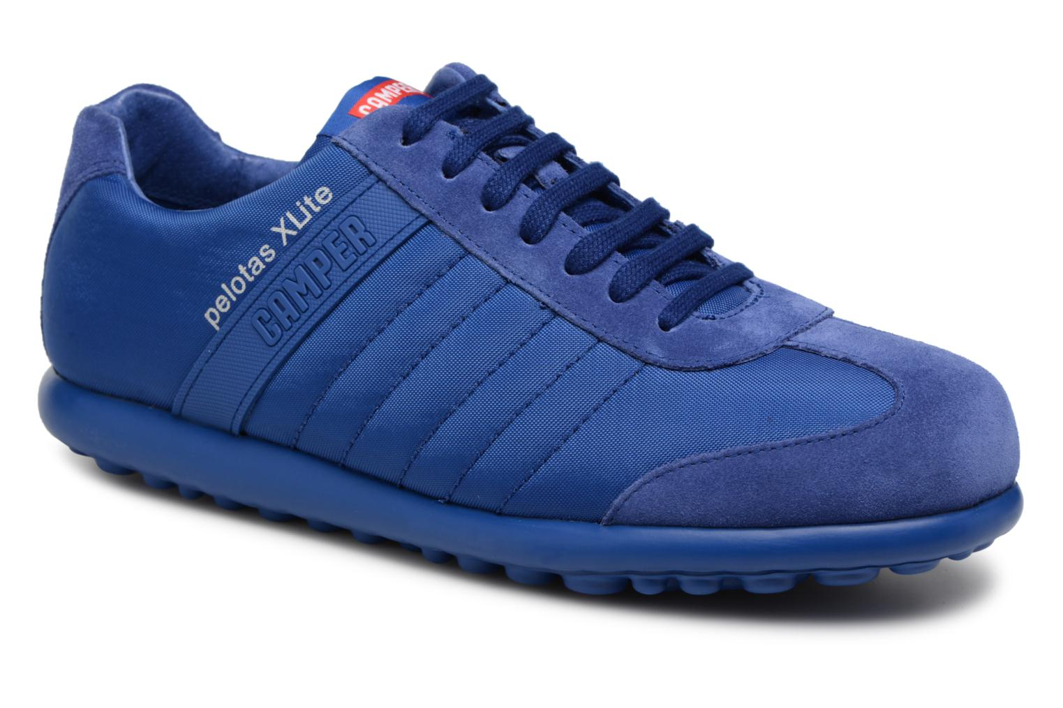 Trainers Camper Pelotas XL Blue detailed view/ Pair view