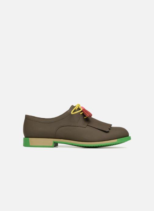 Chaussures à lacets Camper TWS K200401 Marron vue derrière