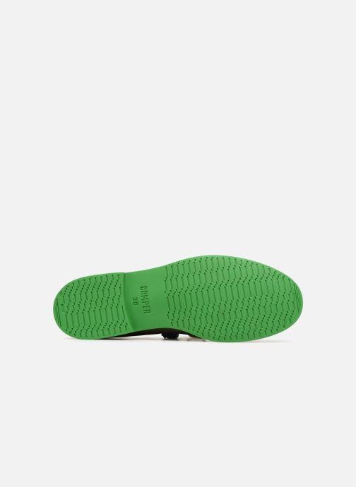 Chaussures à lacets Camper TWS K200401 Marron vue haut
